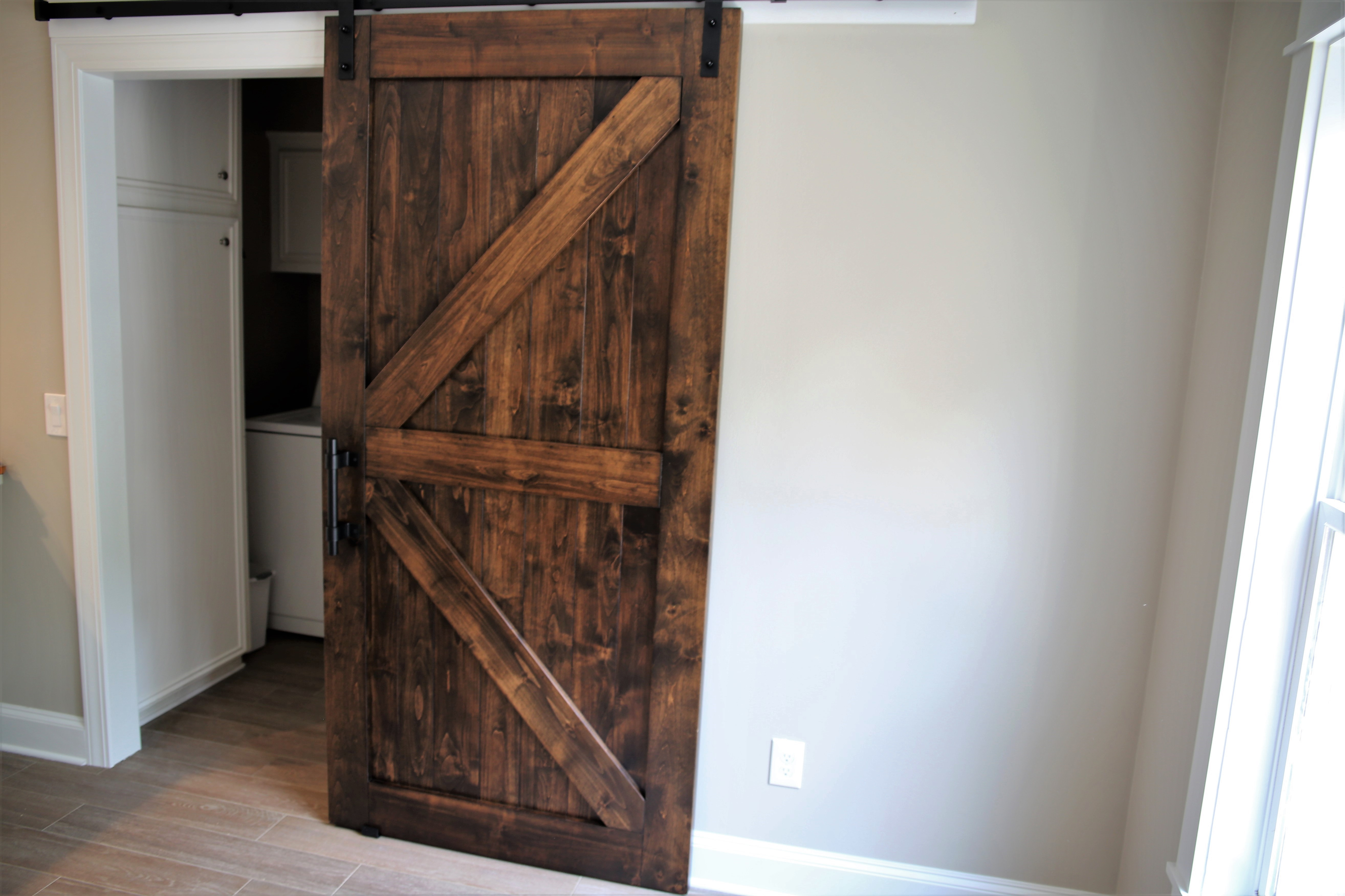 The Farmhouse Barn Door Buffalo Barn Doors